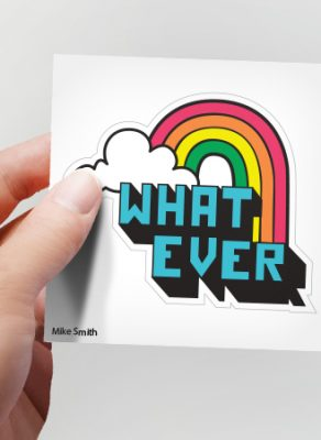 Custome sticker