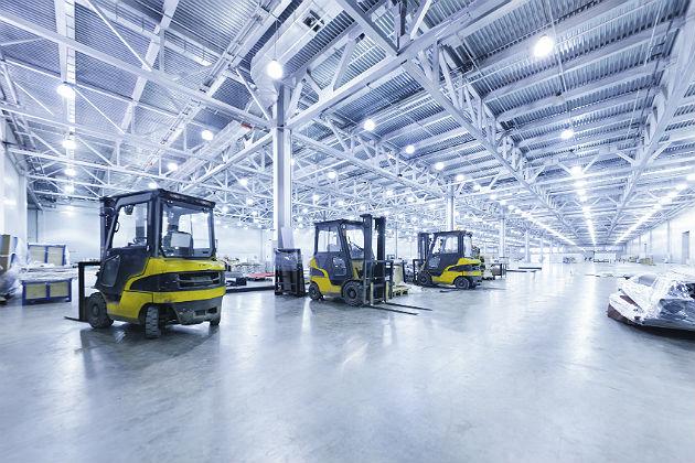 best warehouse construction