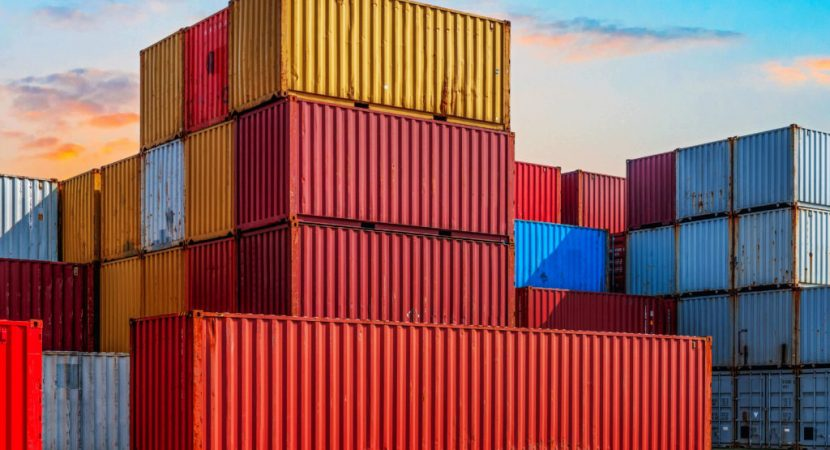 Role Of Shipping Containers In The Industries