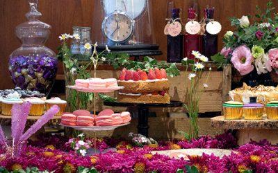 dessert table setup singapore