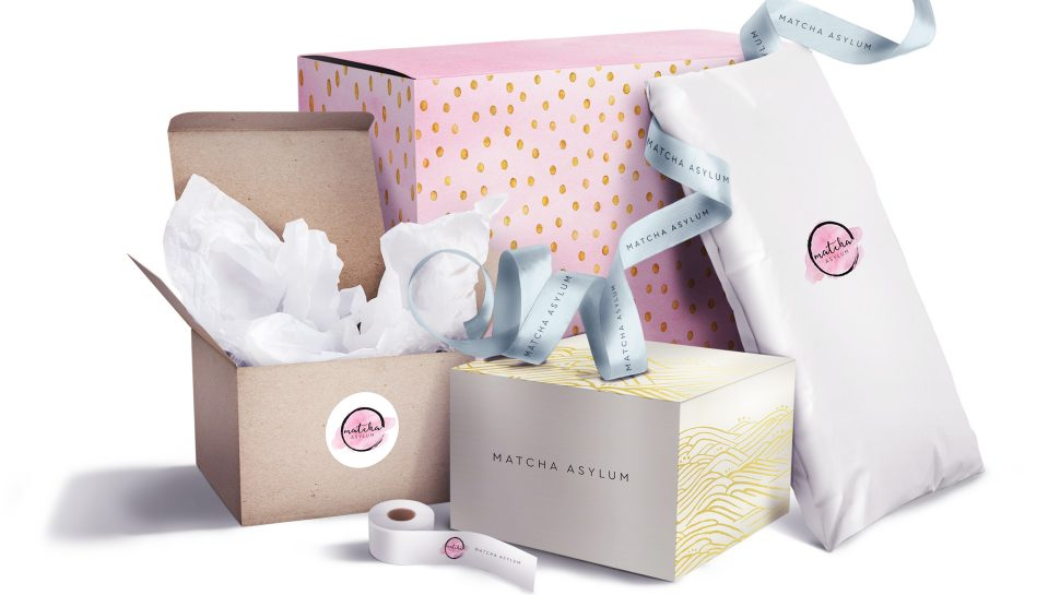 Customize own packaging