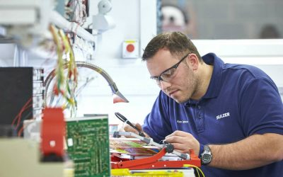 Broad Range Benefits of Industrial Electronic maintenance or repair