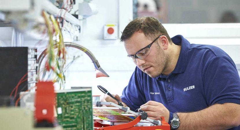 Broad Range Benefits of Industrial Electronic maintenance or repair