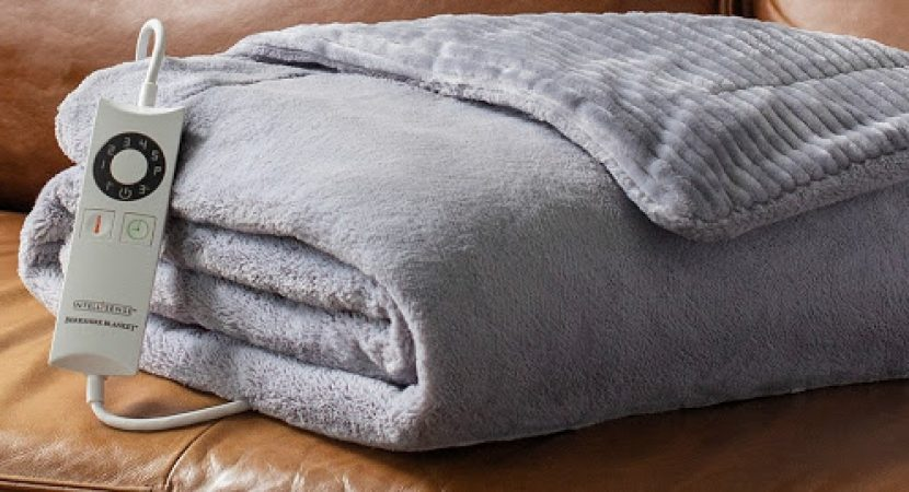What will you gain in using an electric blanket